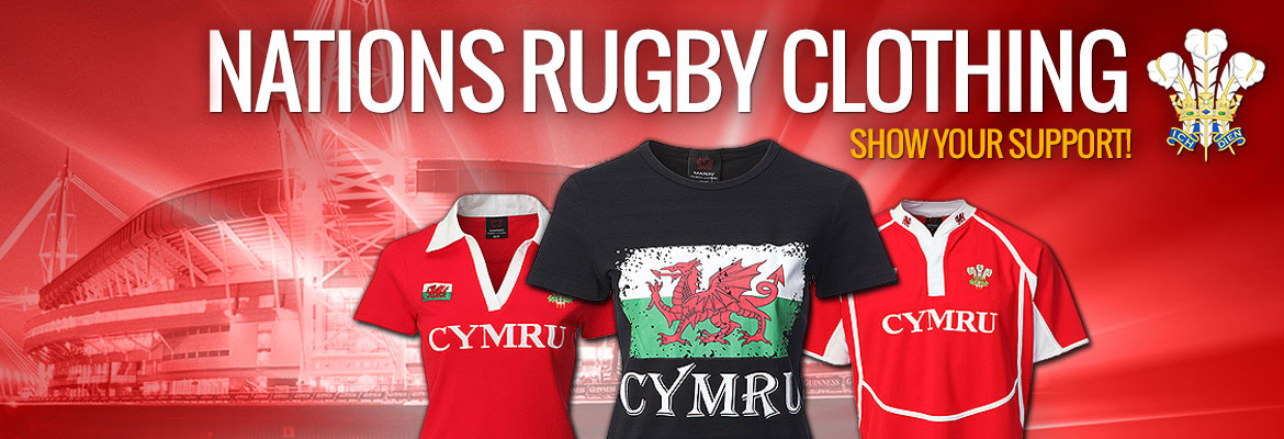 6 Nations Show Your Support