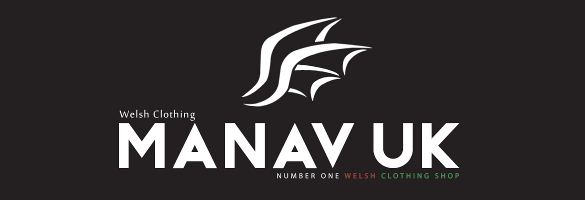 Manav Welsh CLothing available at Welsh Cymru Clothing