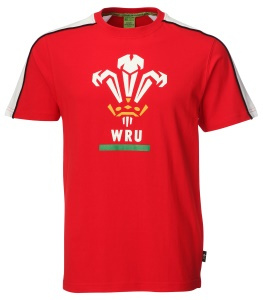 Childrens Official WRU Printed T Shirt