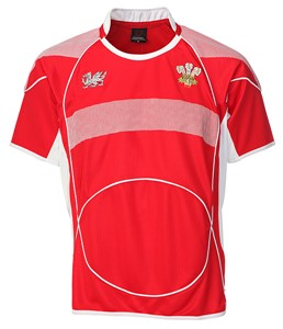 Crew Neck Rugby Shirt