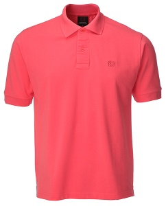 Pucker Polo Shirt