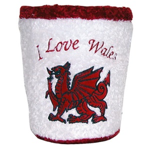 Welsh Bedroom Bin