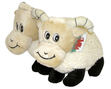 Welsh Souvenir Rams