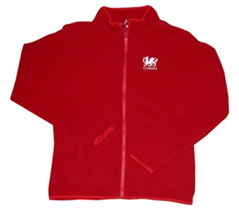 Ladies Welsh Fleece Jacket