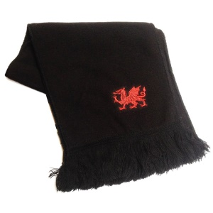 Welsh Fleece Scarf