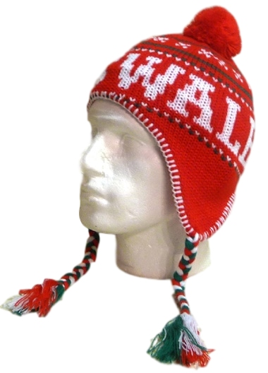 Kids Welsh Peruvian Hats