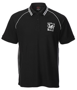 Welsh Tipped Polo Shirt