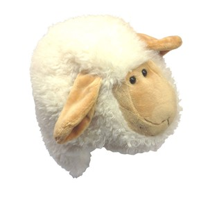 Sheep Plush Novelty Hat