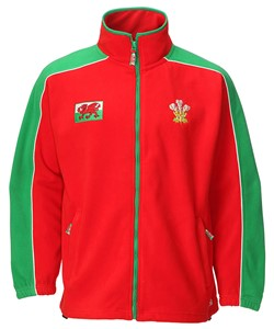Tour Collection  Welsh Fleece Jacket