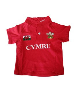 Baby Rugby Kit Top