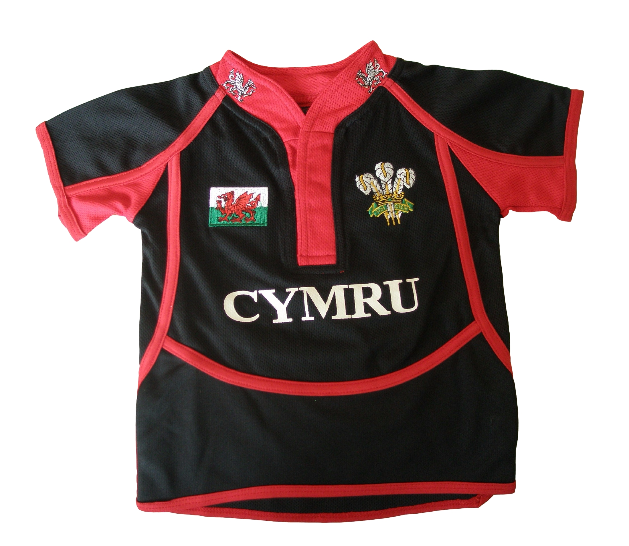 New Cooldry Welsh Rugby Shirt