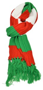Welsh Knitted Scarf