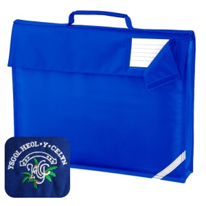 Heol-Y-Celyn Primary Blue Book Bag