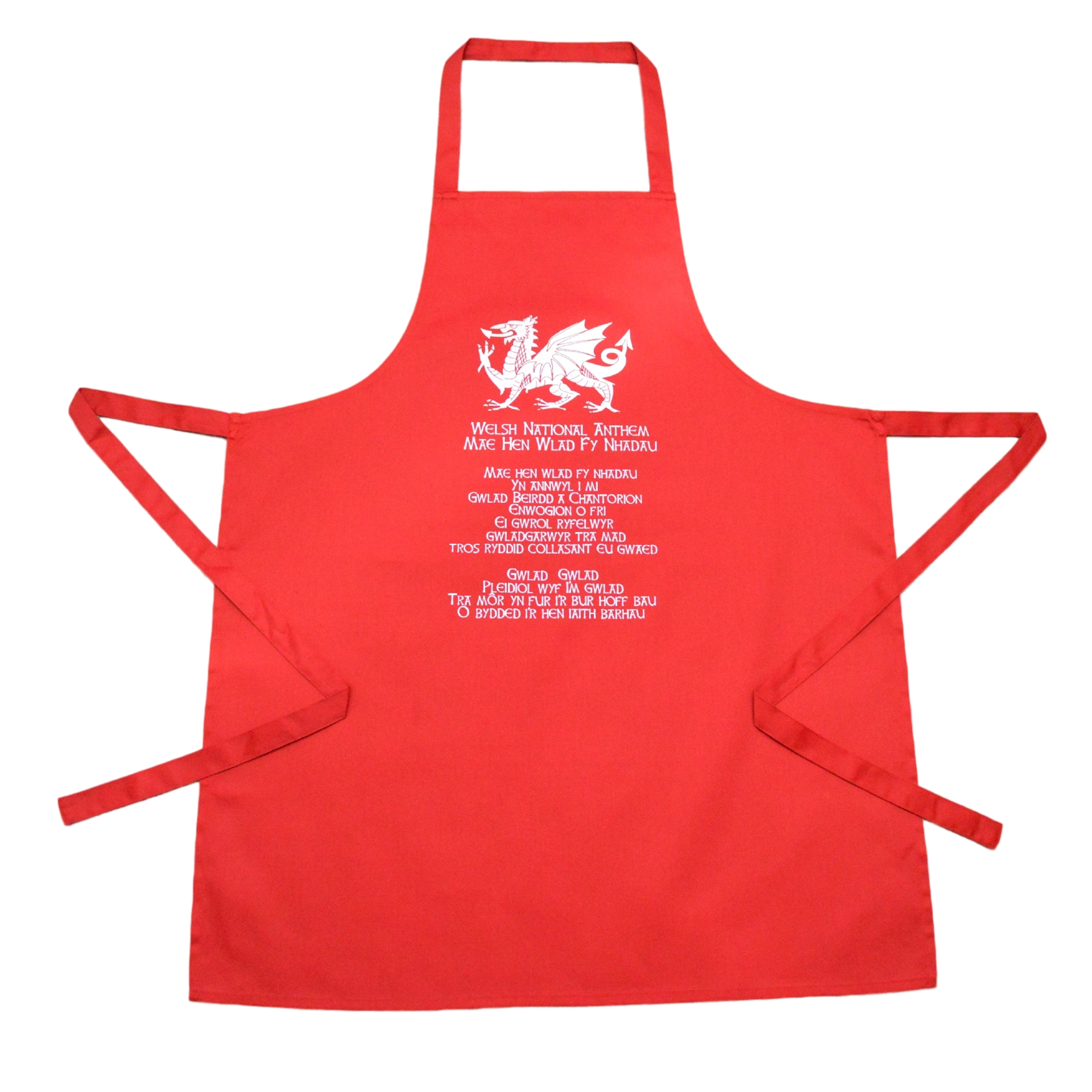 Welsh Apron: National Anthem