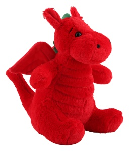 Welsh Plush Dragon