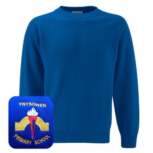 Ynysowen Community Primary Blue Sweatshirt