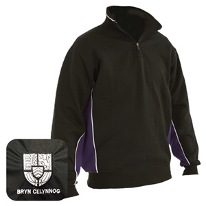 Bryn Celynog Comprehensive *GCSE* 1/4 Zip Top