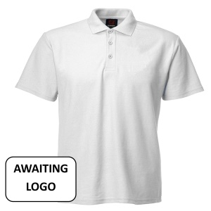 Heol-Y-Celyn Primary White Polo Shirt