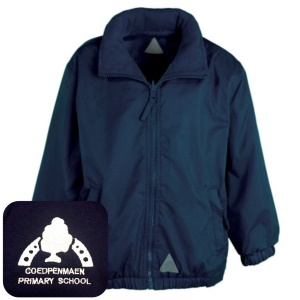 Coedpenmaen County Primary Navy Mistral Jacket