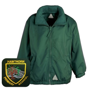 Hawthorn Primary Bottle Green Mistral Jacket