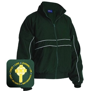 St Michael's Primary PE Performance Jacket