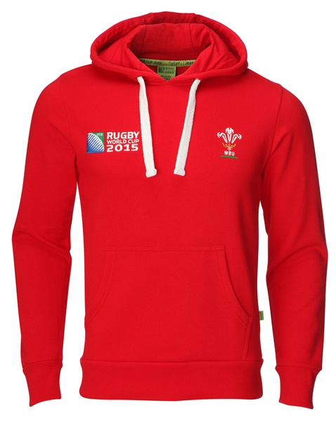 Childrens Official RWC 2015 Hoodie