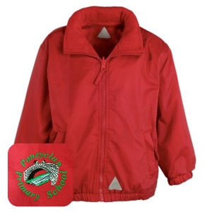 Pontyclun Primary Red Mistral Jacket