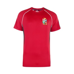 Official Lions Tour 2017 Red Winger T-Shirt
