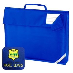 Parc Lewis Primary Blue Book Bag