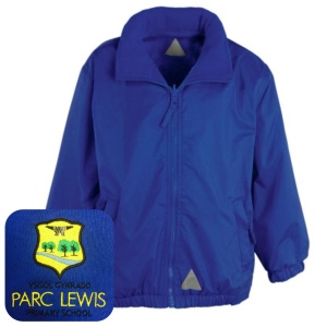 Parc Lewis Primary Blue Mistral Jacket