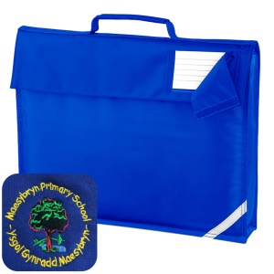 Maesybryn Primary Blue Book Bag