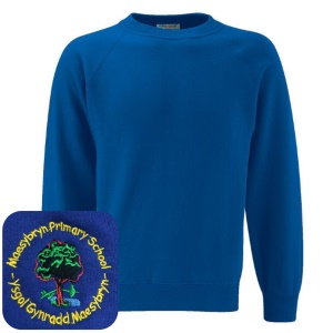 Maesybryn Primary Blue Sweatshirt