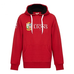 Official Lions Tour 2017 Red Hoodie