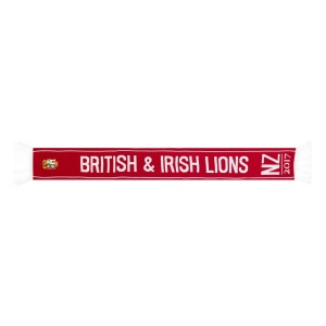 Official Lions Tour 2017 Supporters Scarf