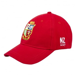Official Lions Tour 2017 Red Cap