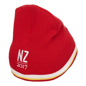 Official Lions Tour 2017 Red Beanie