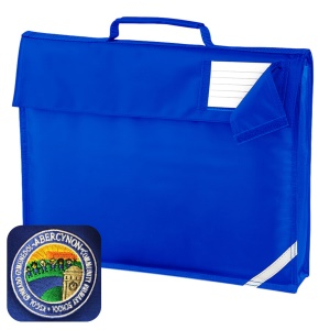 Abercynon Community Primary Blue Book Bag