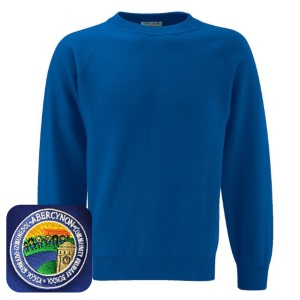 Abercynon Community Primary Blue Sweatshirt