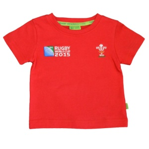 Childrens Official RWC 2015 T Shirt
