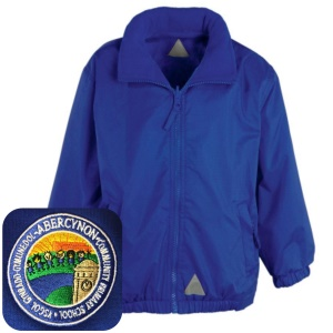 Abercynon Community Primary Blue Mistral Jacket
