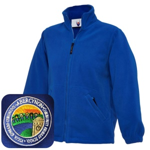 Abercynon Community PrImary Blue Fleece Jacket