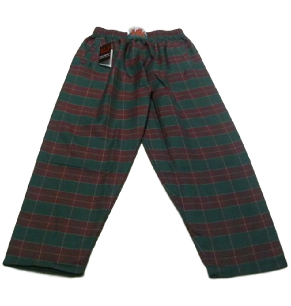 Mens Welsh Tartan Trousers