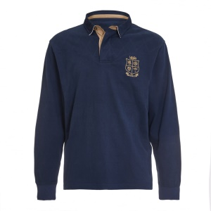 Official Lions Tour 2017 Navy Pro Rugby Jersey