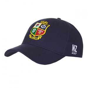 Official Lions Tour 2017 Navy Cap