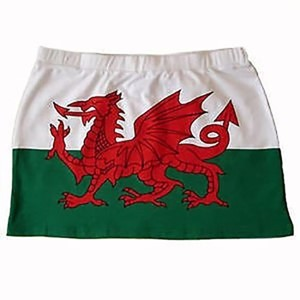 Ladies Welsh Beach Skirt