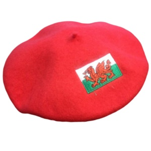 Fun Hat: Welsh Beret