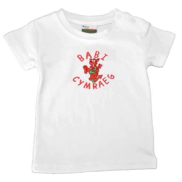Baby Welsh T-Shirts