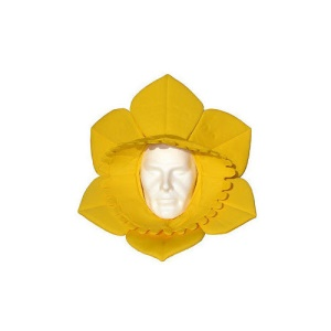 Welsh Daffodil Novelty Hat