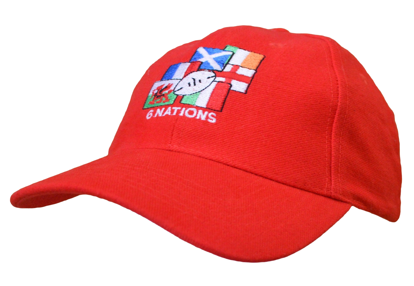 Red Rugby Nations Cap