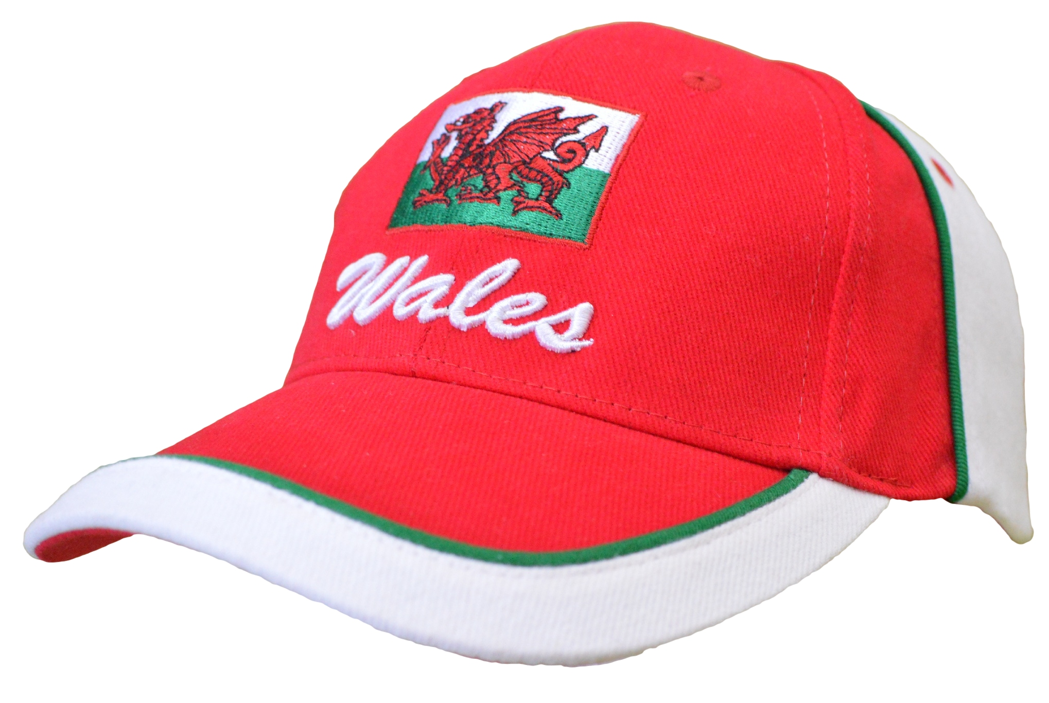 2f843ee1805d3 Welsh Flag Cap